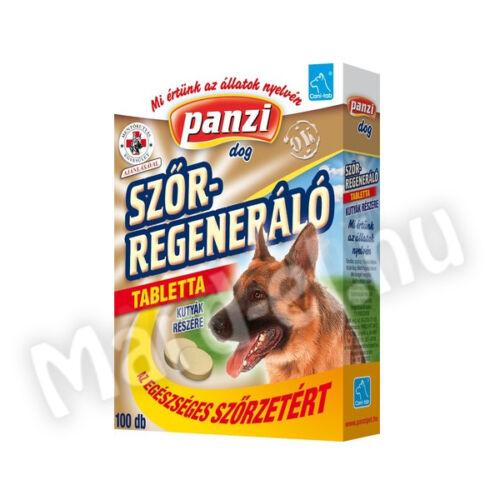 Panzi Cani-tab szőrregeneráló tabletta 100db