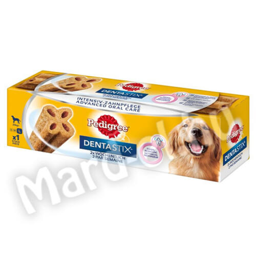 Pedigree Dentastix Twice Weekly L >25kg 120g
