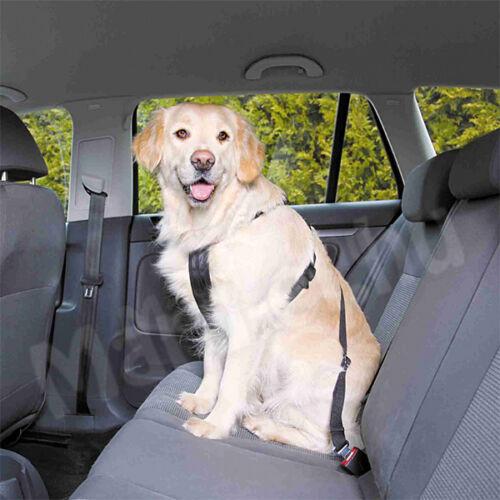 Trixie Biztonsági öv + hám kutyáknak M 50-70cm 1291