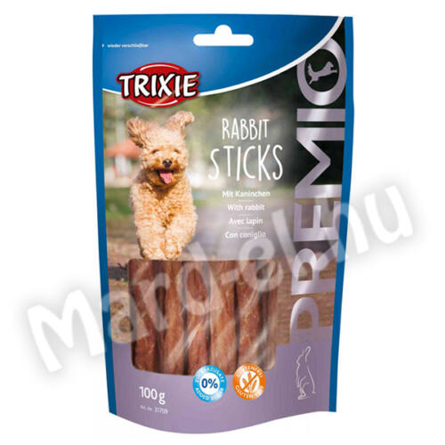 Trixie Premio Rabbit Sticks nyulas pálcika kutyáknak 100g 31709