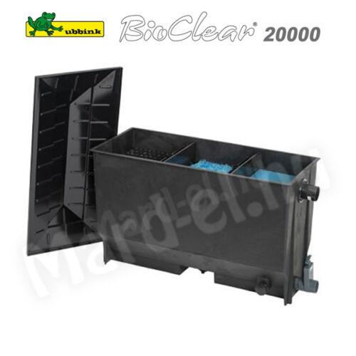 Ubbink BioClear 20000 átfolyós szűrő (10m3-20m3 tavakhoz)