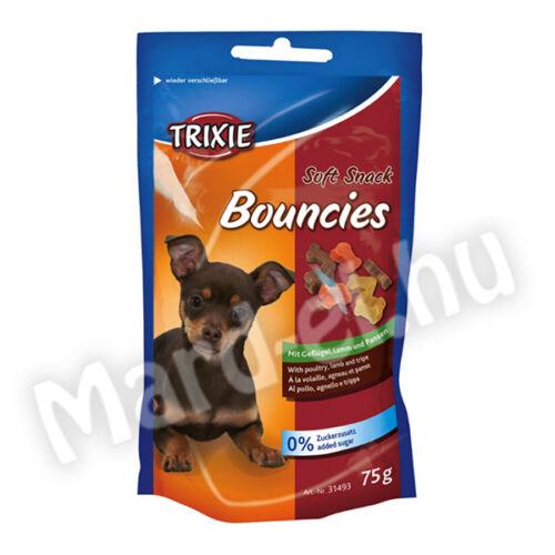 Trixie Jutalomfalat Bouncies baromfi-bárány-pacal 75g 31493